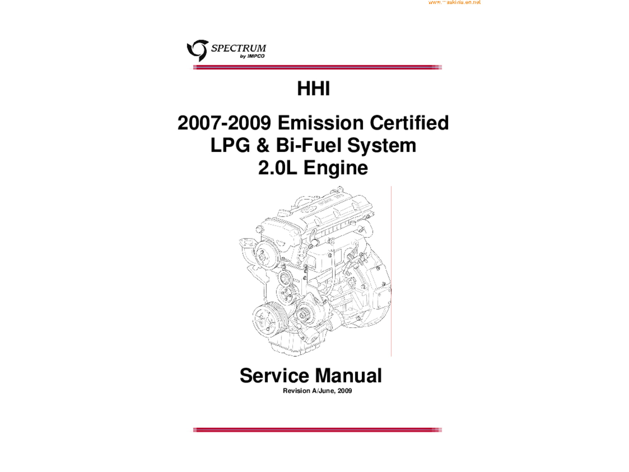 impco lpg fuel systems service manual