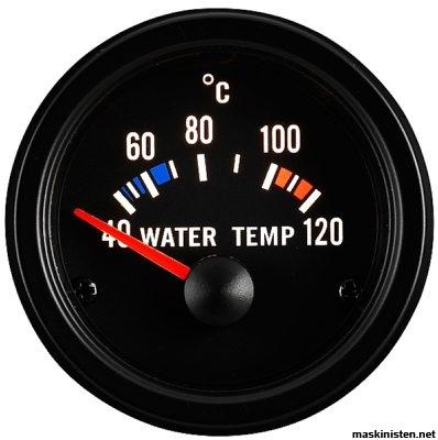 Biltema temperaturmätare