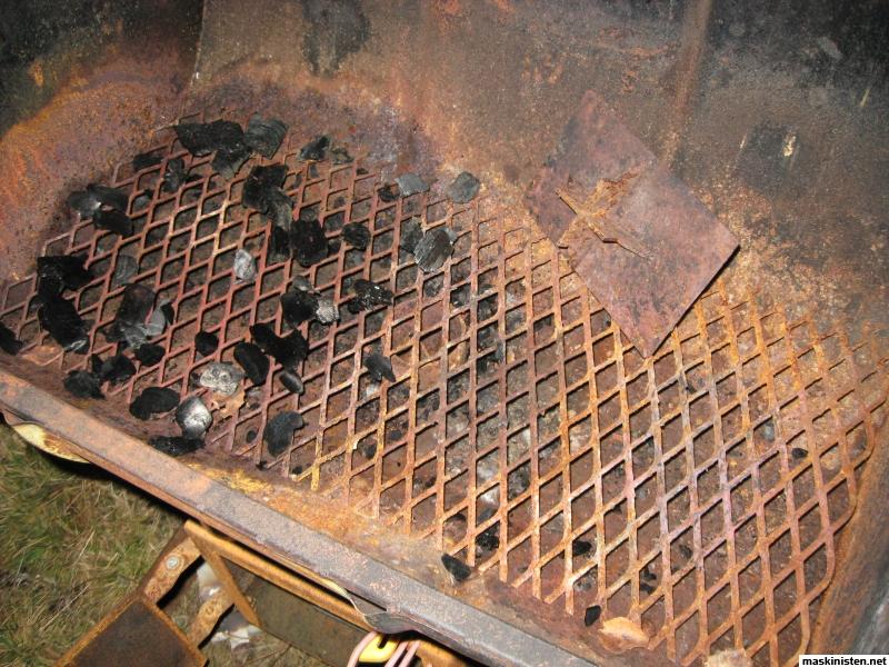 Oljefat sökes för Smoker bygge. • Maskinisten