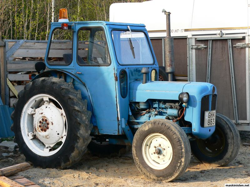 Fordson Dexta Tractor Fenders : The fordson tractor pages forum view topic cab