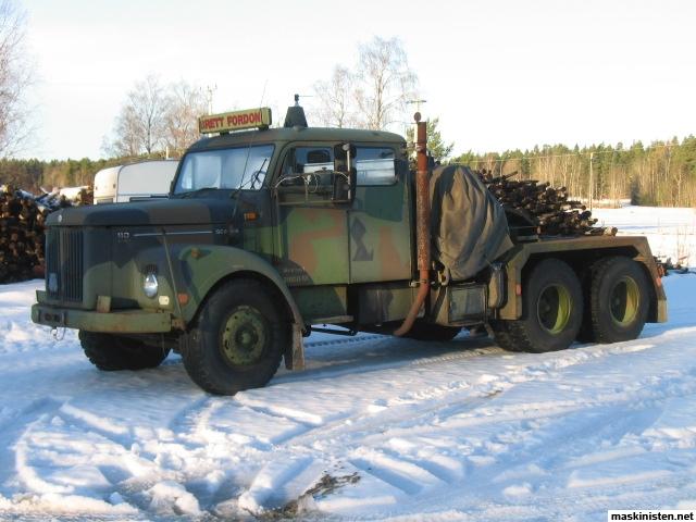 Ny H 228 R Men Gammal Med Motorer Maskinisten