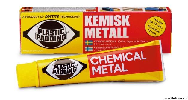 kemisk metall mekonomen