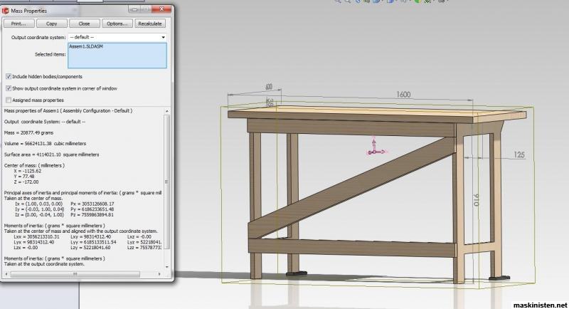Bygga arbetsbänk garage • Maskinisten