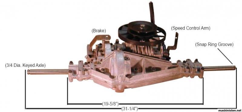 S 246 Ker Hydrostatisk V 228 Xell 229 Da Maskinisten