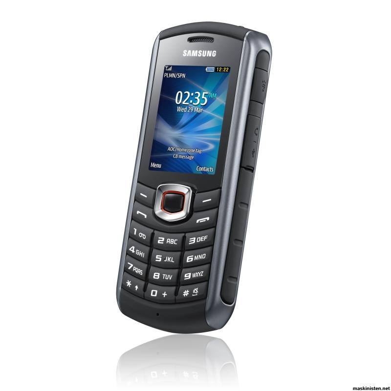 Vad har du för mobiltelefon? • Maskinisten