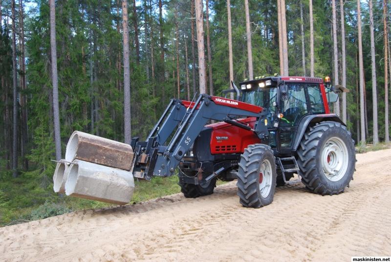 Vad Har Du F 246 R Traktor Traktorer Maskinisten