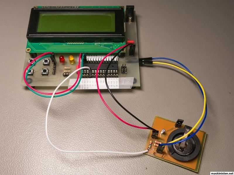 Ungewöhnlich Elektronik Projekt Zeitgenössisch - Elektrische ...