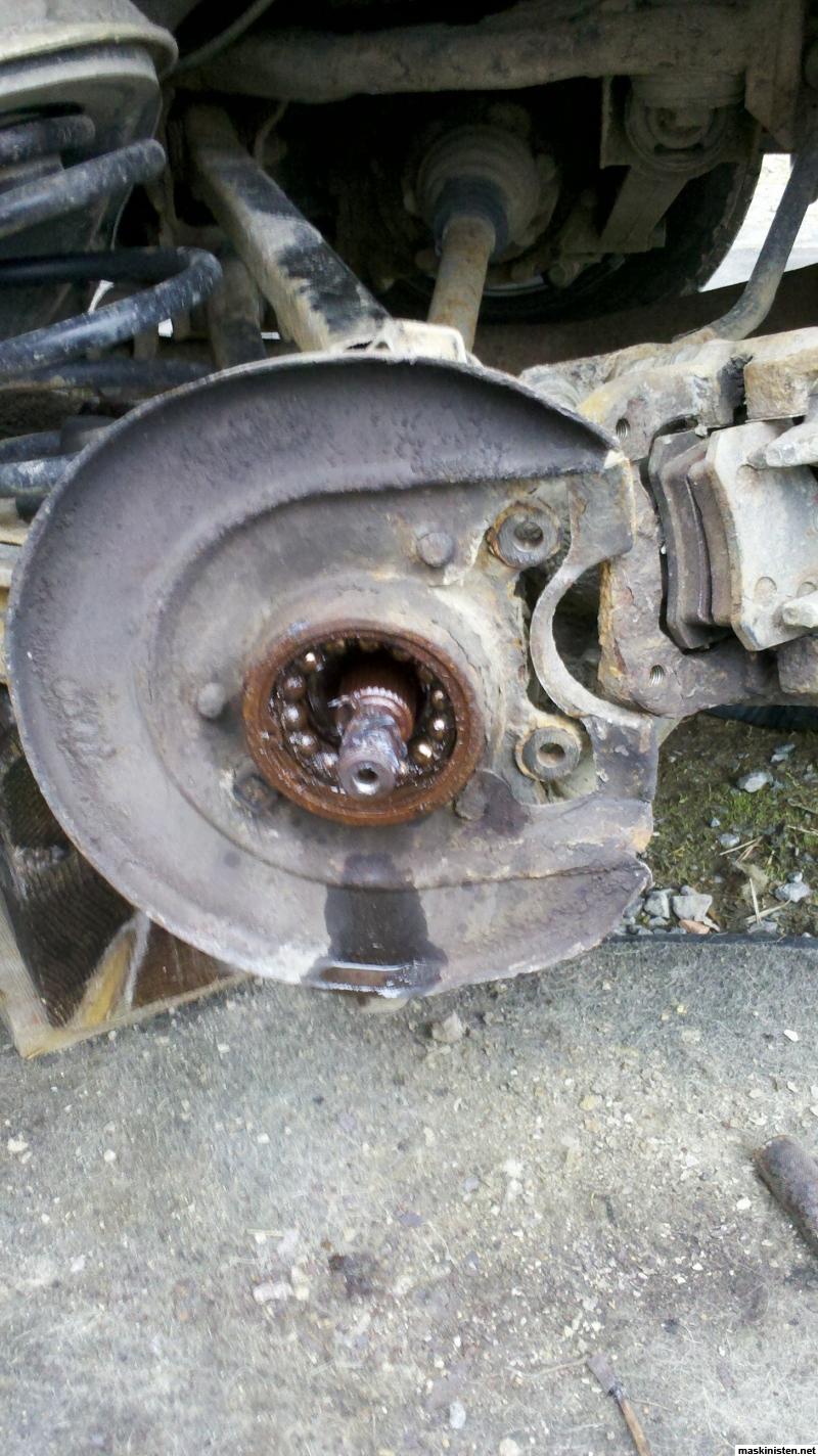 Hjullager, hjullagersett og hjulnav - Skoda