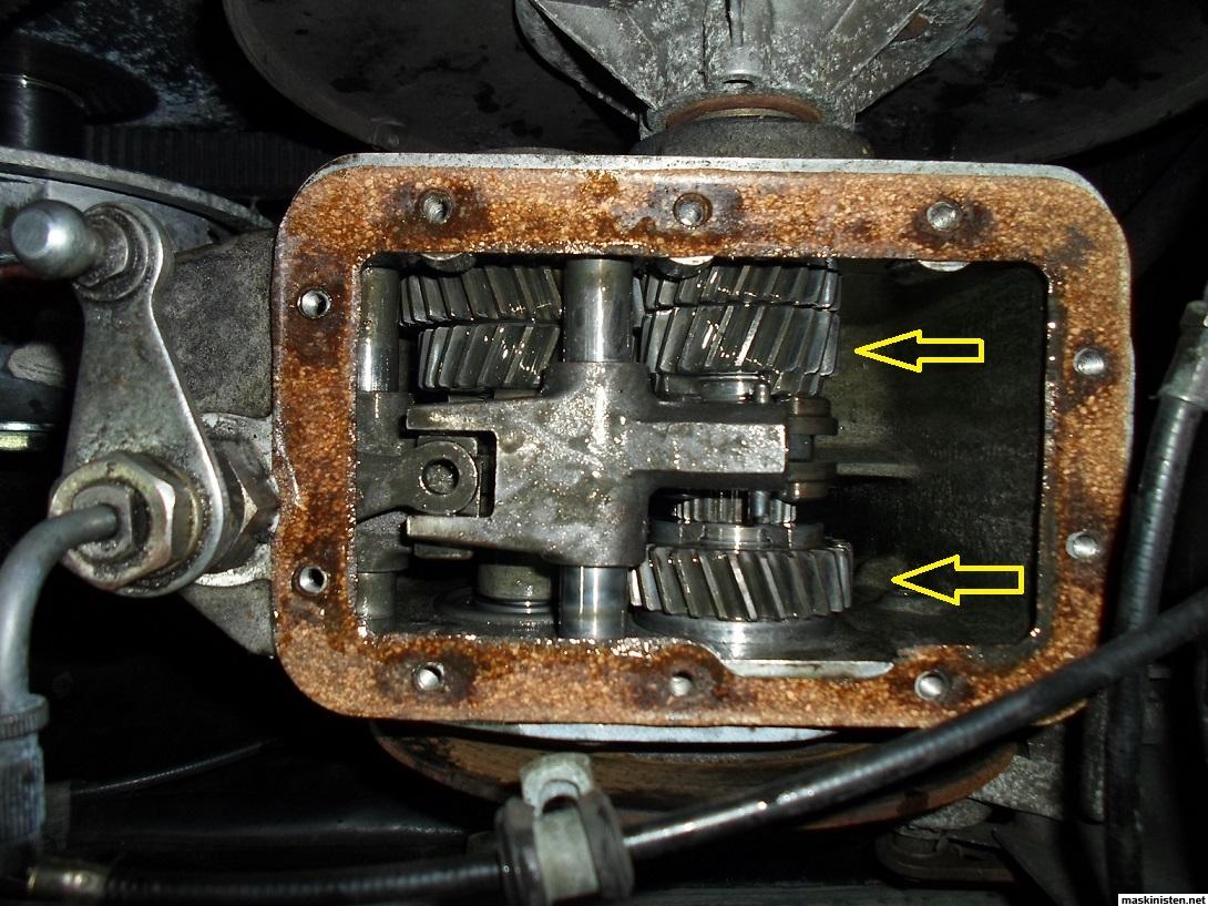 Lynx 5900 syncro  problem med växellåda • Maskinisten