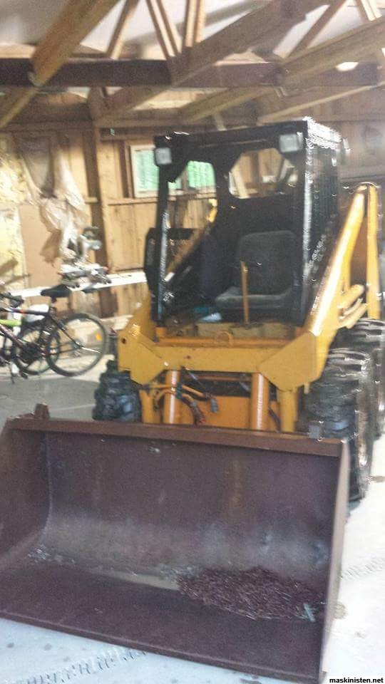 Mustang Skid steer 342 Manual