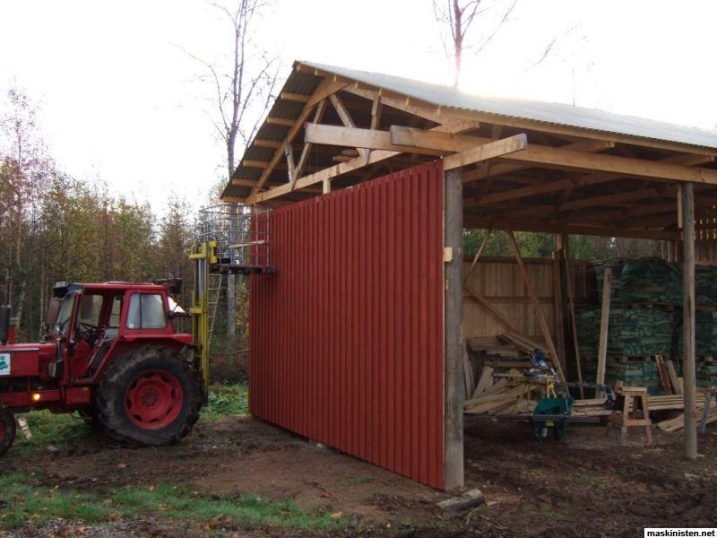 hur man bygger utemöbler