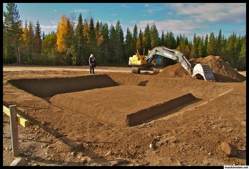 gräva grund själv