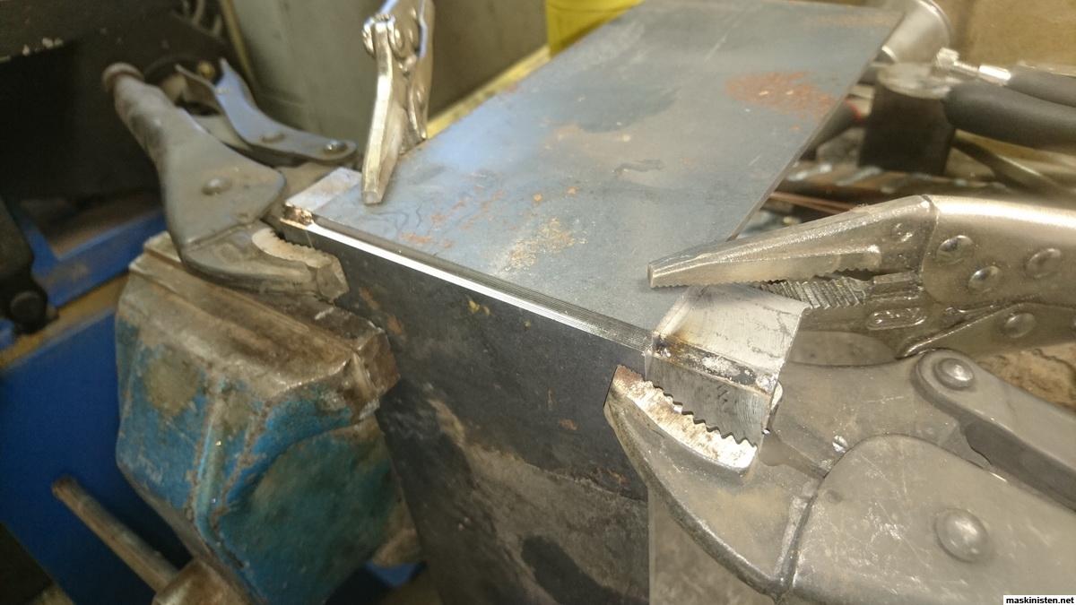 gjuta aluminium själv