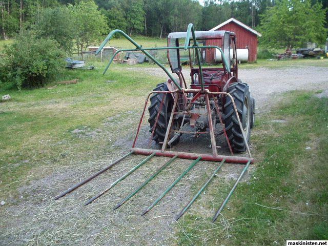 Säljes slåtterbalk till traktor