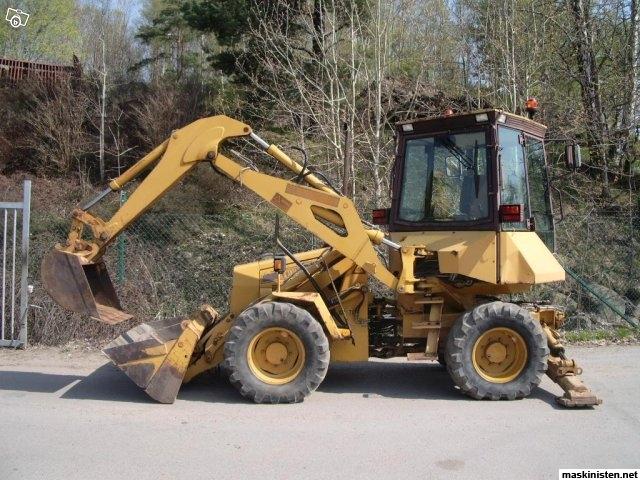 Vilken traktorgrävare är bäst