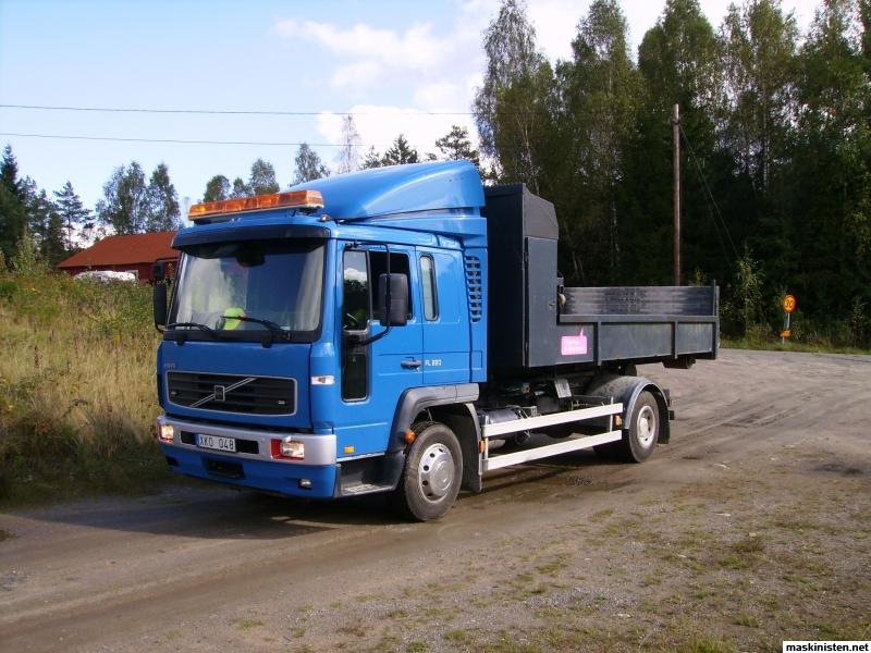 Volvo Geartronic Maskinisten